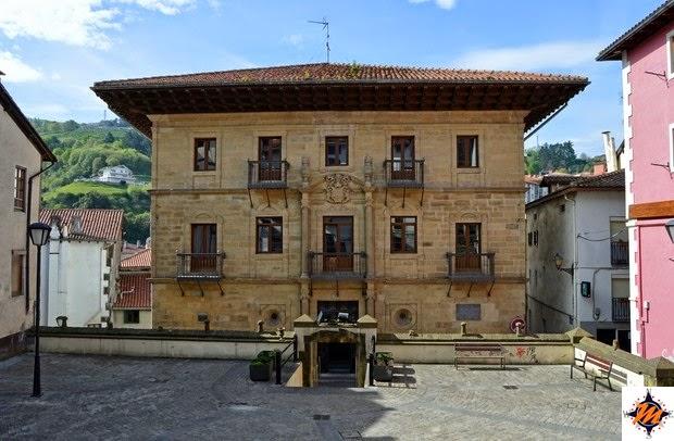 Mutriku, Casa della Cultura