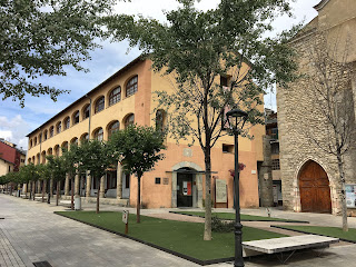 Antic convent de Sant Domènec de Puigcerdà