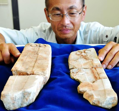 Ancient dagger molds from Japan linked to northern China