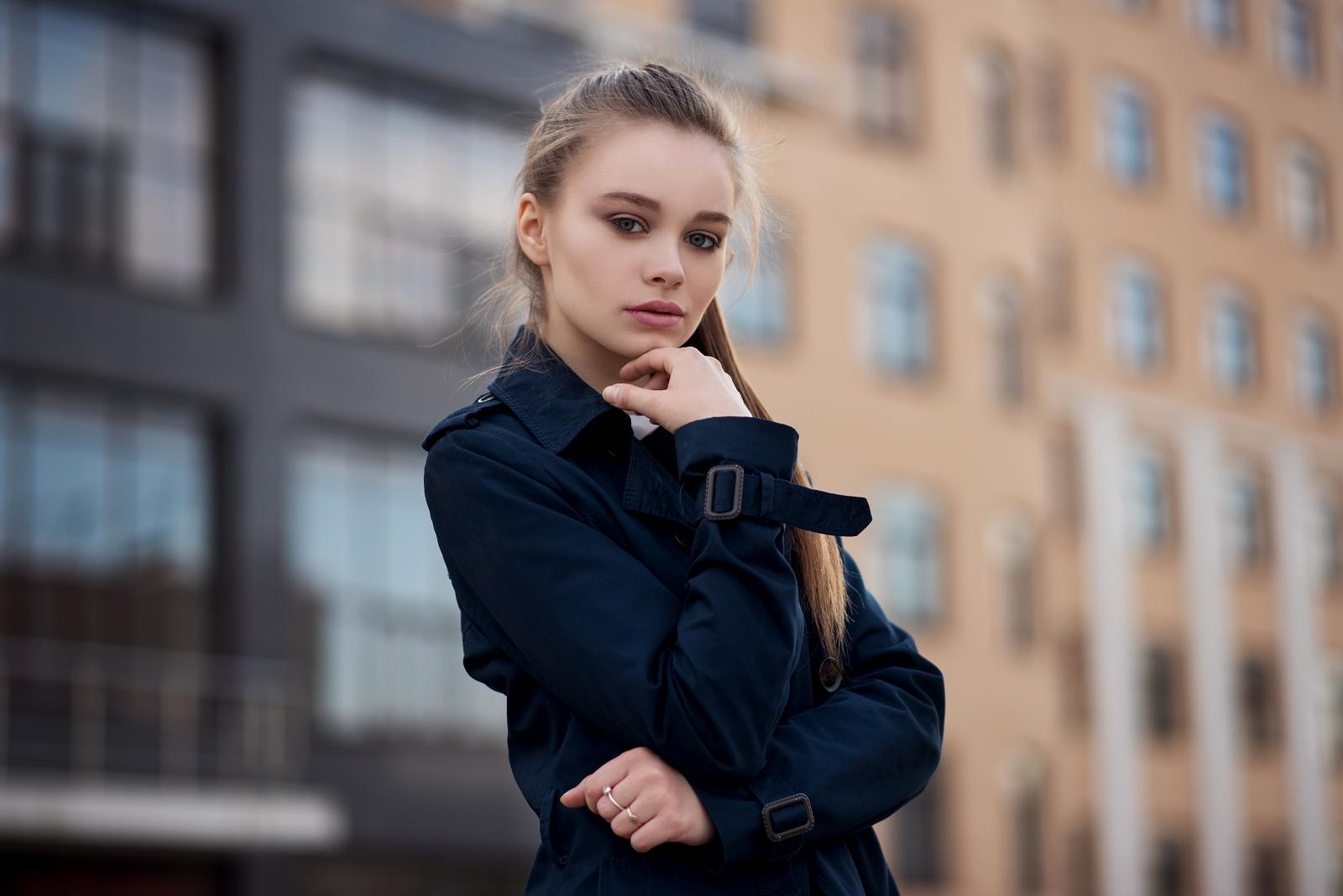 Юлия. Съемка в Иваново