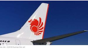 Sayap Pesawat  senggol tiang lampu di Bengkulu, 143 penumpang Lion Air diturunkan