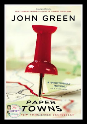 In Paper Towns by John Green, Margo enlists her longtime neighbor and childhood friend, Quentin, to help her exact revenge on her cheating boyfriend and her disloyal best friend. But after a night of thrilling hijinks, Margo disappears, leaving behind clues for Quentin to find her. As time passes, Quentin begins to wonder if the clues will lead him anywhere and if Margo actually wants to be found.