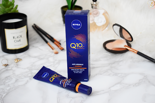 REVIEW: CREMA Q10+C ANTI-WRINKLE+ENERGY, NIVEA | DianeduSoleil