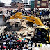 Lagos Building Collapse: Woman Who Lost 2 Kids Commits Suicide