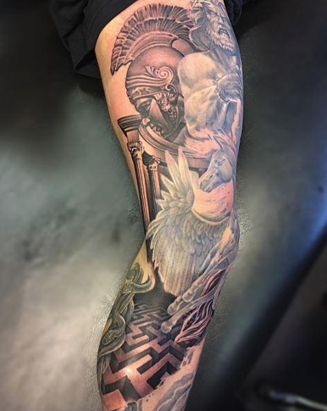 20 Greek Men Body Tattoos Ideas And Designs