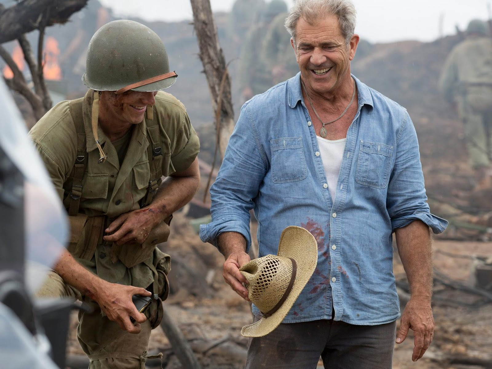 Mel Gibson Guns for Oscar Best Director Prize with \