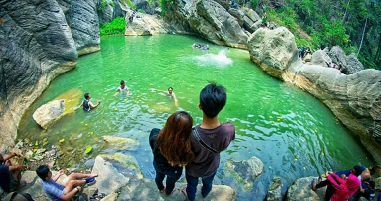 Wisata Sanghyang Heuleut, Rute dan Lokasi - VIApendaki