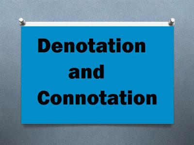 denotation-connotation-examples