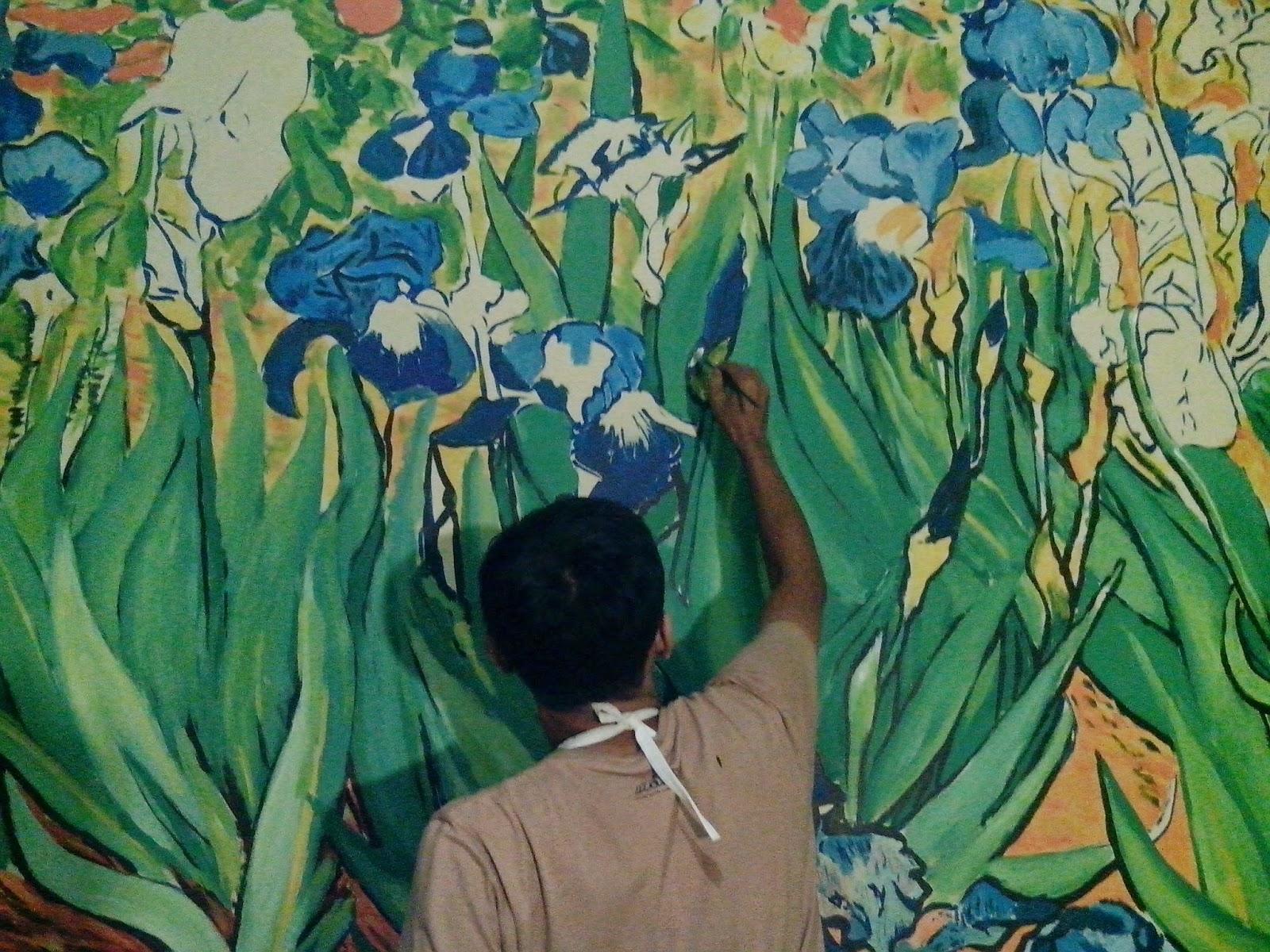 Mural Jogja, Wall Painting Jogja