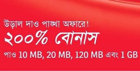 airtel bonus data offer