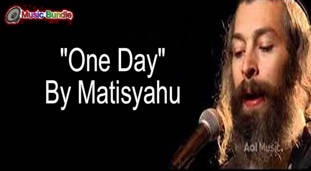 Images of Matisyahu One Day Download - #rock-cafe
