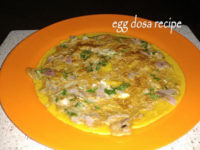 egg dosa | delicious wheat egg dosa | dinner recipe