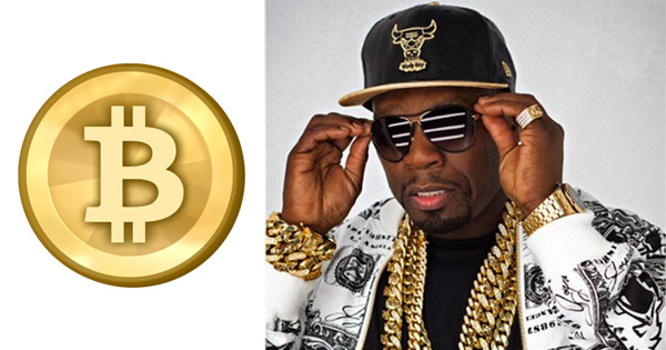50 Cent has earned millions from Bitcoin