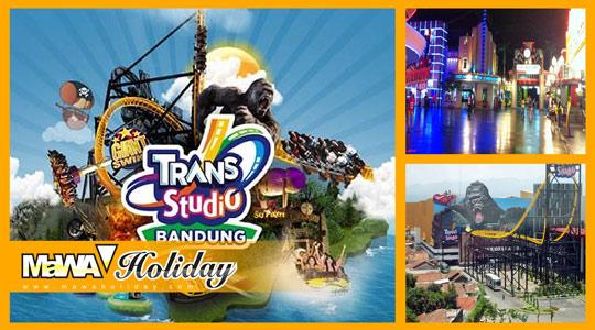Trans Studio Bandung Wisata Keluarga Menyenangkan