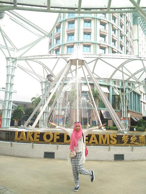 Lake of Dream Singapore