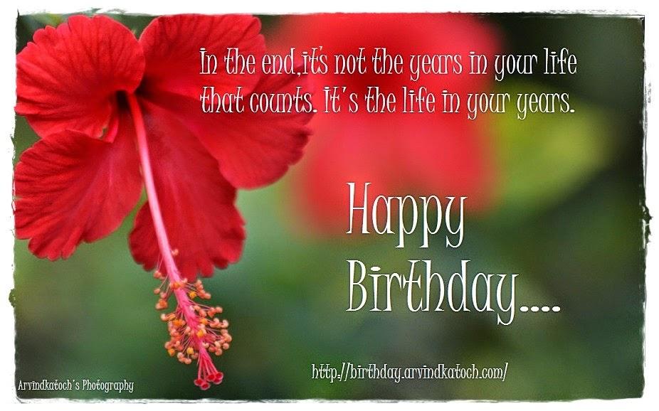 Life, Card, Flower Card,