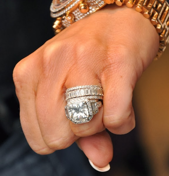 Kim Zolciak's Engagement Ring | Celebrity Engagement Rings