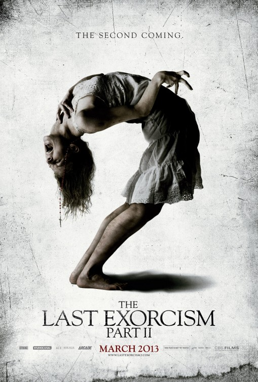The Last Exorcism - Part II - Poster (2013)