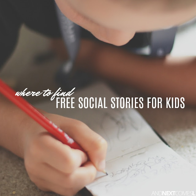 Where to find free social stories