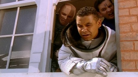 Say; Hello Spaceman: Red Dwarf S7 Episode 1 - Tikka to ...