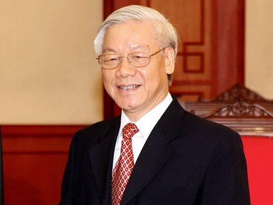 Trung ương thống nhất rất cao (100%) giới thiệu Tổng Bí thư Nguyễn Phú Trọng