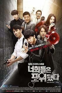 DRAMA KOREA You're All Surrounded Tayang di RTV + Berikut Sinopsis Lengkapnya