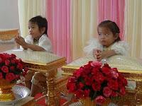 Anak Kembar Berumur Tiga Tahun Dinikahkan, Alasannya?