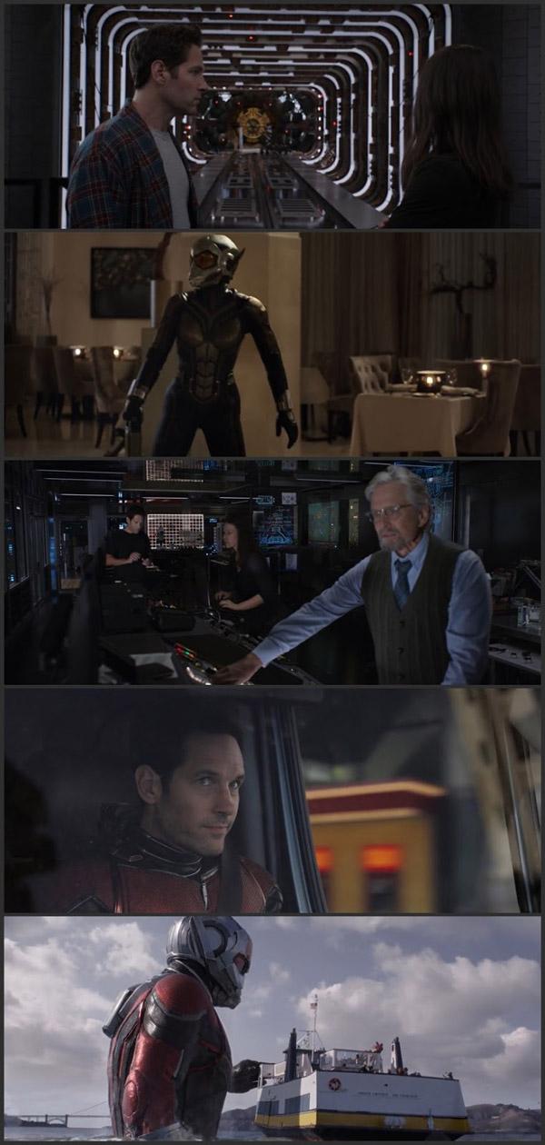 Ant man 2018