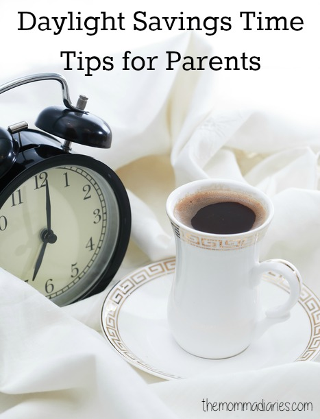 Daylight Savings Time Tips for Parents