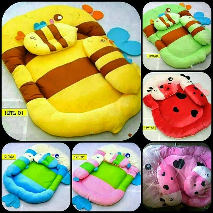 Rich Sista Collections: TILAM BABY CUTE BEE & FISH Rich