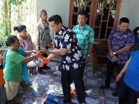 Wali Kota Medan Instruksikan BPBD Turun Tangan Bantu Korban Puting Beliung Di Medan Tuntungan