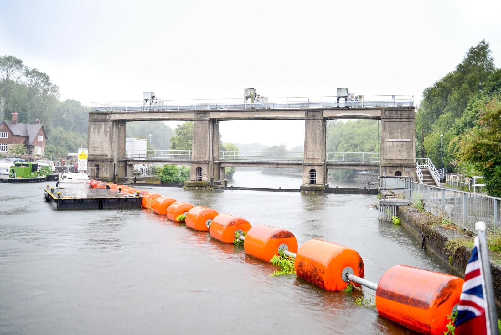 allington lock,