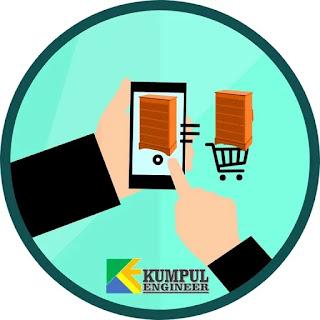logo toko online, online store, perabot rumah, furniture