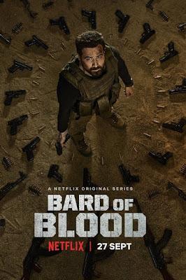 Bard of Blood S01 Dual Audio Series 720p WEBHD HEVC