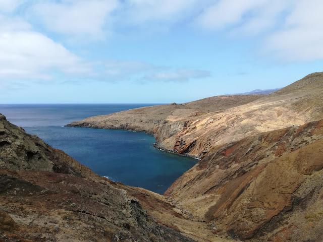 Półwysep św. Wawrzyńca Madera