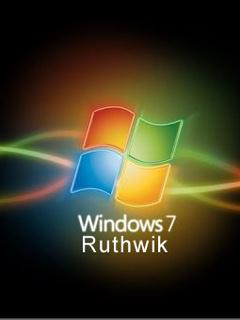 Nuy Theme: Windows 7 Black Theme For Java Mobile
