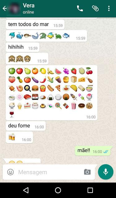 As melhores mães do WhatsApp