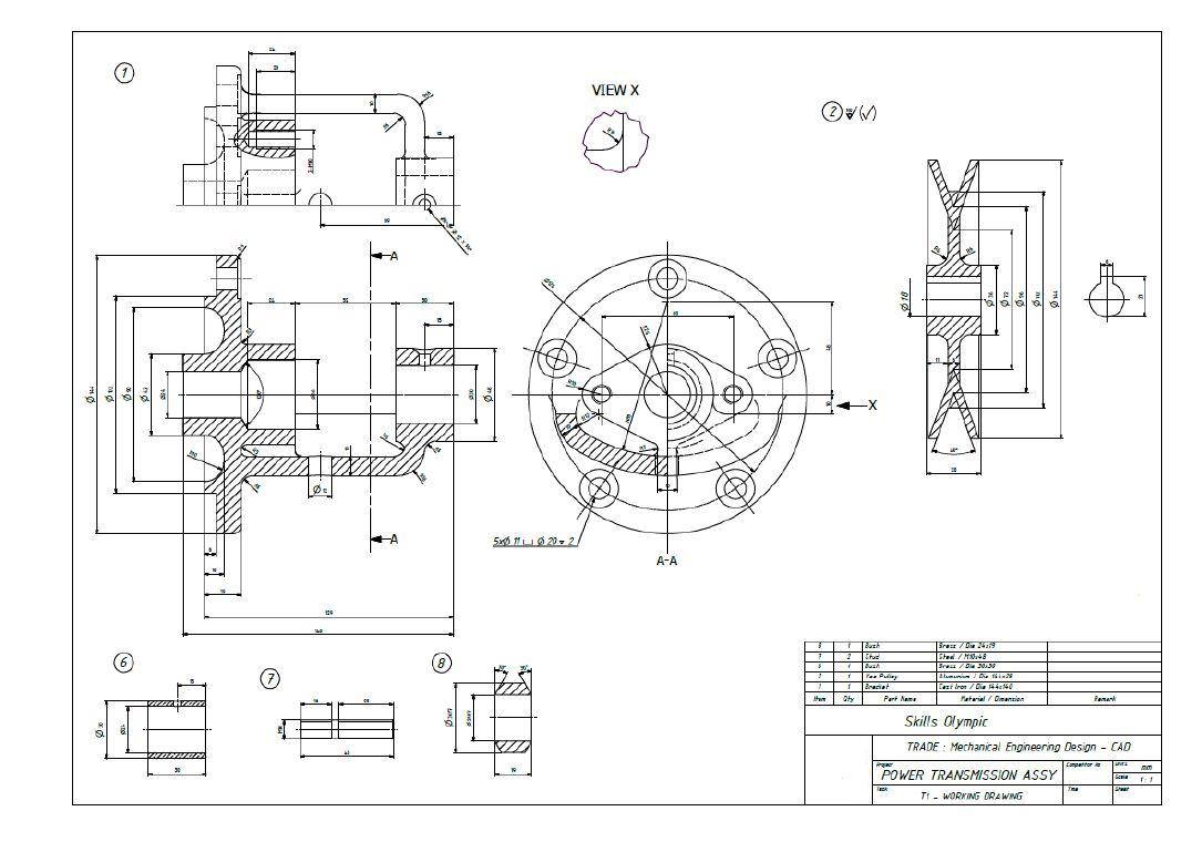 Gambar Tugas 3 Solidworks Laboratorium Komputer Print