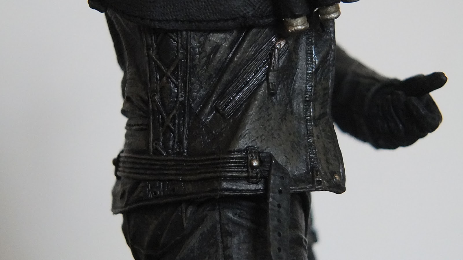 Utility Vest Accessoire Seulement Mezco One:12 Collectif Netflix Punisher