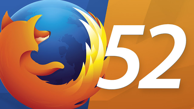 Firefox 52 is here: New Mozilla browser is set to security