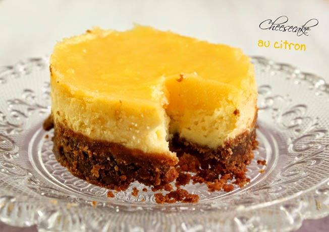 cheesecake citron sprits