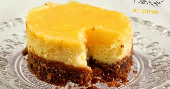 Cheese Cake Citron Doux
