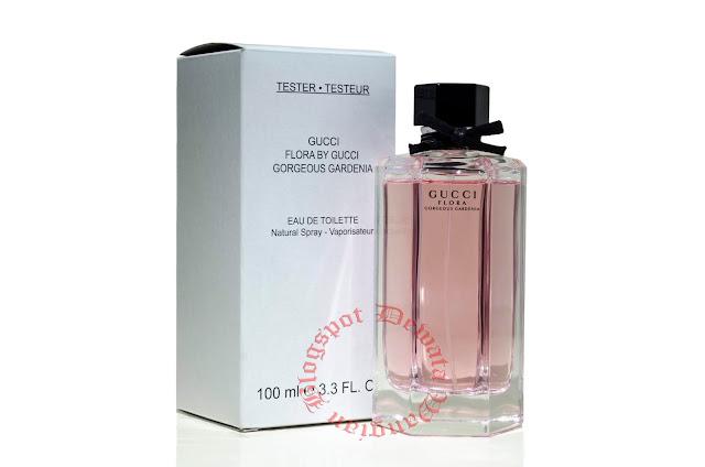 GUCCI Flora Gorgeous Gardenia Tester Perfume