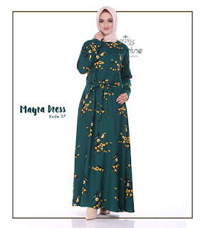 Gamis Jasmine Mayra Dress 37