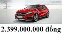 Giá xe Mercedes AMG GLA 45 4MATIC