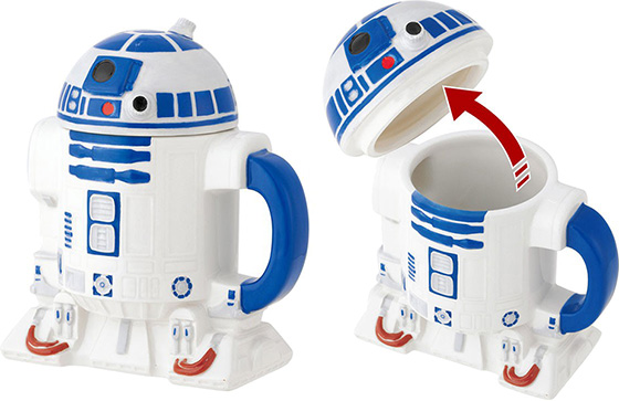15 Cool R2-D2 Inspired Designs and Products - Part 3.