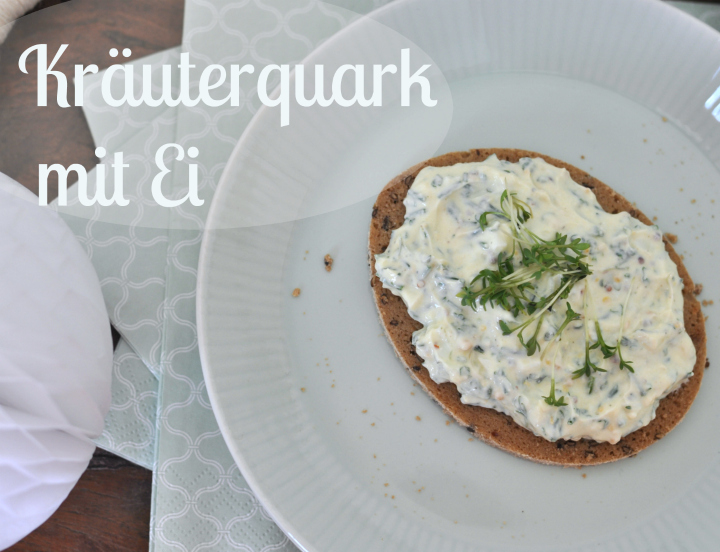 glutenfree Herbed Egg Salad, a delicious recipe for this year's Easter Brunch
