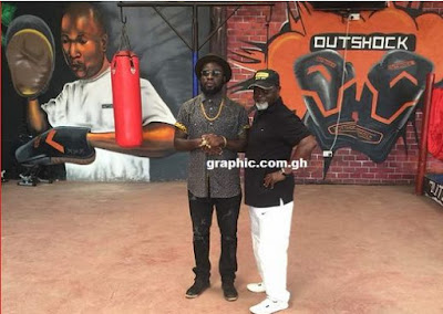 M.anifest teams up with Azumah Nelson