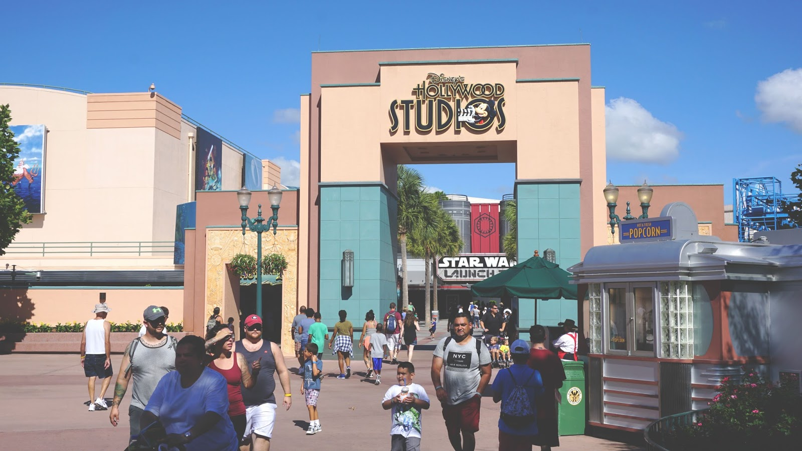 Hollywood Studios in Disney World, Florida