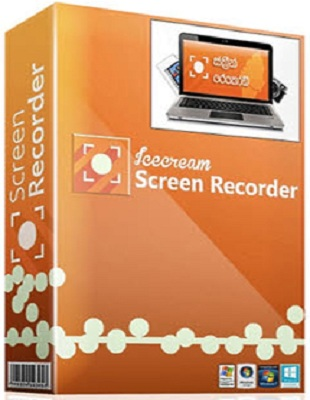 Icecream Screen Recorder Pro 4.94 poster box cover